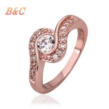 B&C Brand wedding rings high quality tungsten ring hot gold ring men