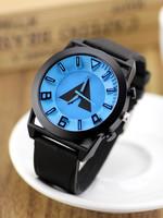 luxury brand Retro Fashion Men's Quartz Sports Watches Silicone strap Casual Military Wristwatches Male Clock  relogio masculino