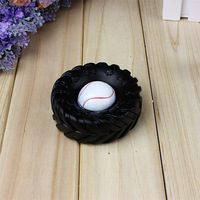 Cute pet products vinyl toys with funny noice and tire shape dog toys for dog cat puppy and toys for dog, cama elastica