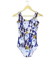New Fashion Boutique penguins kingdom Women Free size Sexy Swimsuit Swimwear Bathing Suit No Padding Bikini bra&underpants Sets