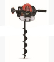 Earth auger drill machine , digging machines Make hole