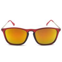 2015 New Arrival European Sunglasses Women Hot Sell New Summer glasses Vintage Style Colored Coating oculos de sol feminino