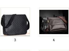 NEW Fashion men Briefcases big shoulder bags famous brand handbag(China (Mainland))