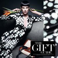 DIY Cheap Dandelion Printed Stretch Silk(93%) Satin Fabric  19Mommie  108CM*100CM