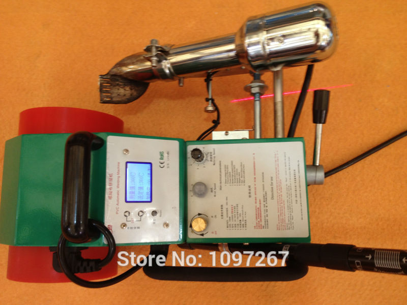 PVC tent pvc flex banner welding machine(China (Mainland))