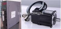 2.4N.m  ACSM80-G02430LZ  AC  Servo motor 750W 3000rpm + cable +H2N-DD 220V servo driver for  CNC machine automation SE15020102#