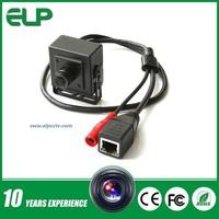 1.0megapixel HD  H.264 p2p 720p mini ip camera onvif ELP-IP1881