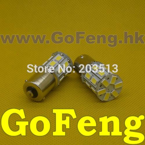 Задние поворотники GFG 50pcs/lot 20SMD 1156 ba15s 5630 20 SMD