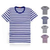 Plus Size XXXXL New 2015 Men's Tees Fashion Casual Short Sleeve T-shirts Summer Cotton Men T shirt 7 Colors Free Shipping