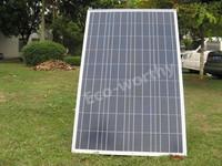 USA Eu stock 100W 12V Solar Panel for led street light solar light  RV multicrystalline solar cell PV home no duty no taxis