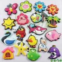 Foreign trade creative cartoon refrigerator magnet kindergarten early childhood toys whiteboard