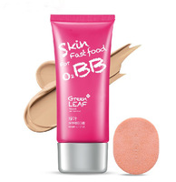 Free Shipping 1 pcs 50ml BB Cream Makeup  Perfect Cover BB Cream Oil-control Whitening With Original Package ME120