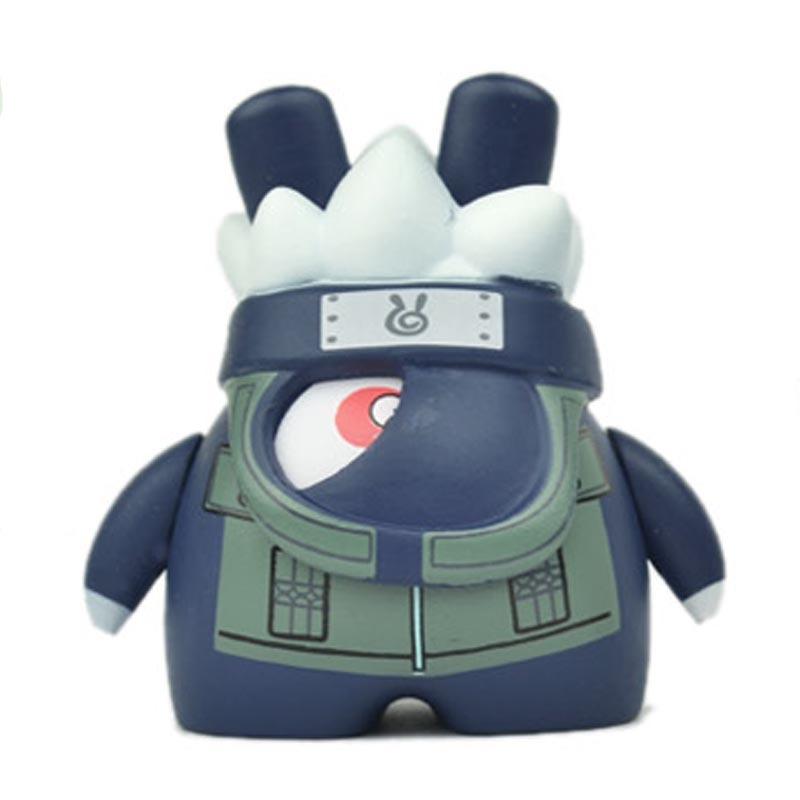 Car Clock Hot Sale Accessories Mask Bear 2015 Naruto Japanese Anime Doll Licensed Home Furnishing Life Classic Kakashi Ornaments(China (Mainland))