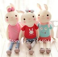Metoo tiramisu rabbit plush toys wholesale 70 cm large legitimate couple little rabbit
