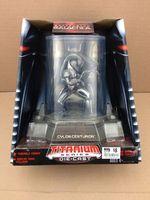 Battlestar Galactica Titanium Cylon Centurion  Diecast Figure