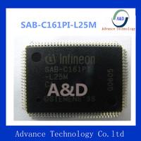 SAB-C161PI-L25M IC MCU 16BIT ROMLESS 100MQFP