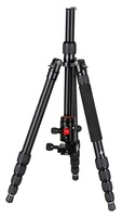 High quality stable aluminum camera tripod AC-259-QE-0T