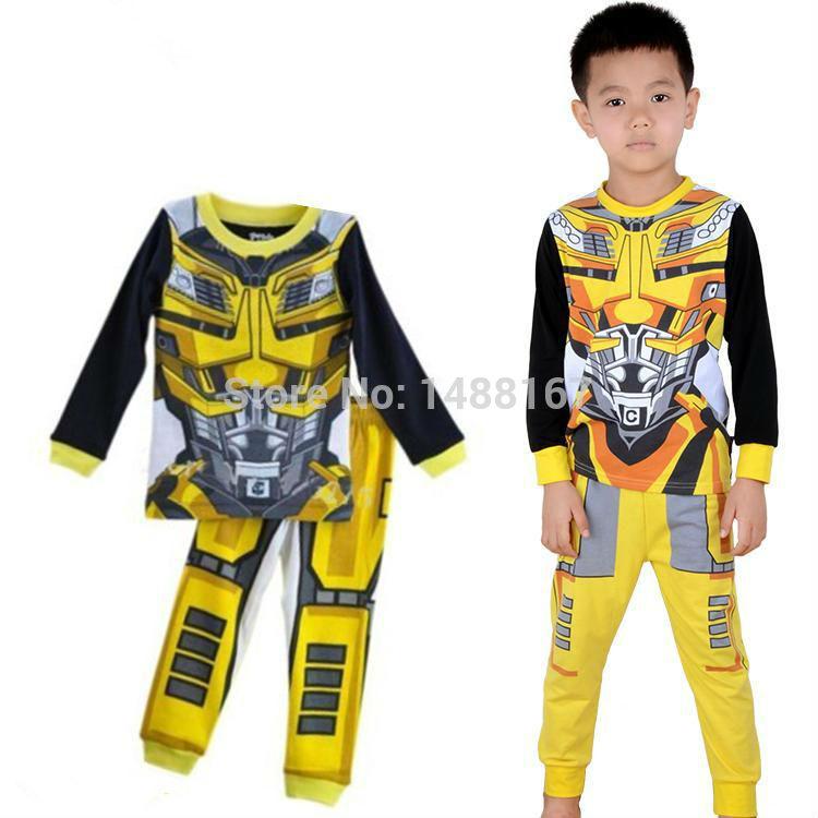 Cartoon Baby Iron Man Baby Cartoon Iron Man Pajamas