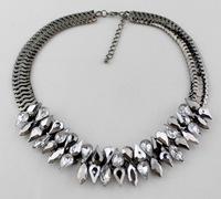 Fashion Choker Necklaces & Pendants For Women 2015 Design Statement Necklace Jewelry