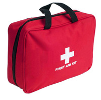 empty small 25*18*8cm Professional For Travel And Sports Emergency Survival FIRST AID KIT Medical Bag