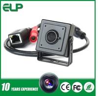 1.0megapixel onvif  hidden mini security camera ip ELP-IP1891