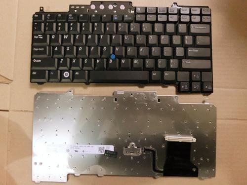 100% original Keyboard (US) for dell D820 D830 D620 M65 PP18L D631 D630 Laptop keyboard free shipping D0110-US-B(China (Mainland))