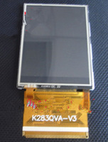 2.8 inch 37PIN TFT LCD Screen with Touch Panel SSD1289 Drive IC
