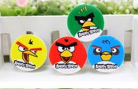 20 Cartoon Space Bird Animal Pencil Eraser Rubber School Supplies for kid Gift Material escolar borracha stationery product Gift