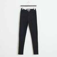 For top shop joni skinny pants high waist elastic tight-fitting jeans fashion vintage bag pencil pants