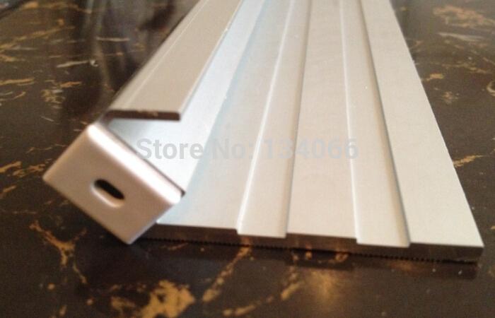 10pcs/lot(10m); 1m per piece ;Aluminum led Channel for Stair Led strip ;led Aluminum Channel;Led Aluminum Extrusion AP6122(China (Mainland))