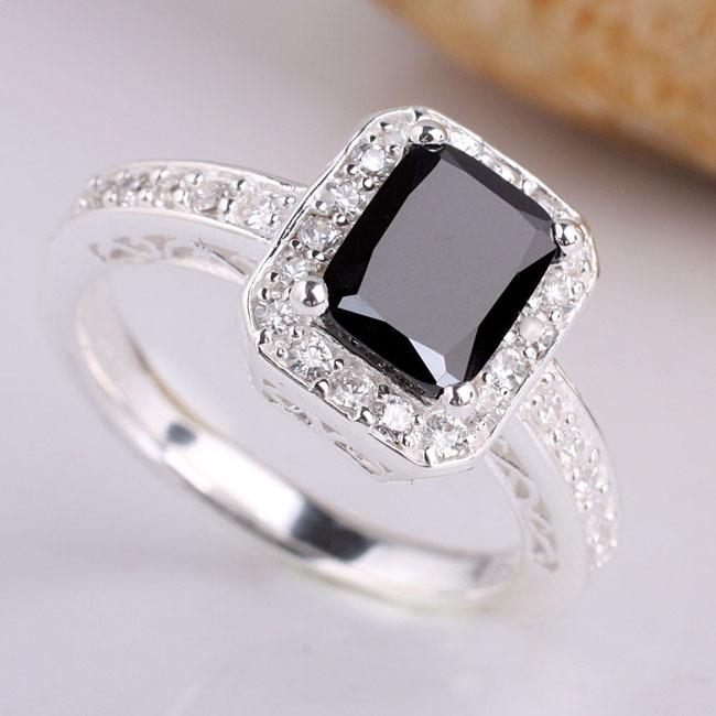 цены Кольцо ELuna 925 Engaving R005