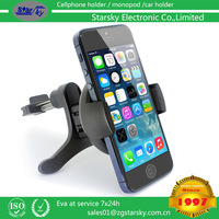 8510-085# air vent mount 360 Rotation Car Air Vent Mount Stand Holder Kit For Other Cell Phone Universal air vent mount holder