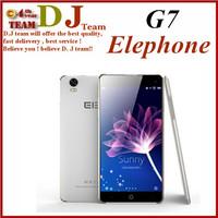 Original Elephone G7 5.5 Inch MTK6592 Octa Core Android 4.4 Smartphone 1280X720 1GB RAM 8GB ROM 13MP Camera WCDMA Mobile Phone