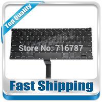 "Wholesale price LAPTOP KEYBOARD FITS 13.3"" Macbook Air A1369 us keyboard 2011,Brand new !"