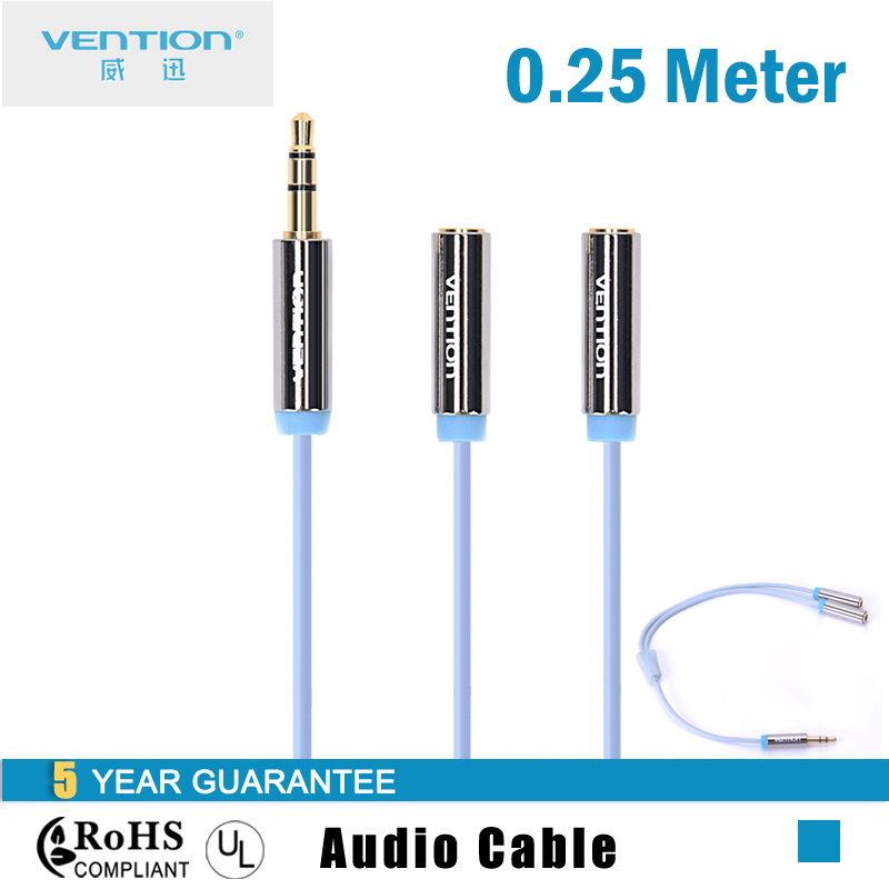 Splitter 1 2 Game 1 to 2 Audio Splitter Line