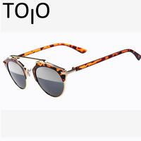 New Arrival Brand Fashion Charm Luxury Cat's Eye Outdoor Sunglasses Personality Punk Vintage women sun glasses Wholesale PT32