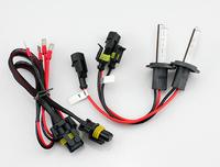 2x H7 Xenon hid bulbs super bright car lightings headlights lamps single beam for xenon hid kit ballast for all the car