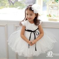 High Quality flower girls dresses for weddings wedding party dress 52103
