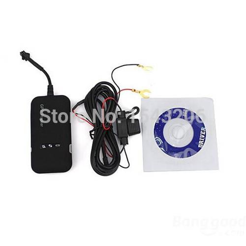 TK110 Universal Car GPS Tracker GSM/GPRS/GPS Quad Band Tracking Device Loca