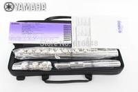 Wholesale - YFL - 211 SL 16 hole C Flute surface plating silver