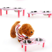 Japanese pet feeding racks, dog bowls, cat bowls, pet bowls