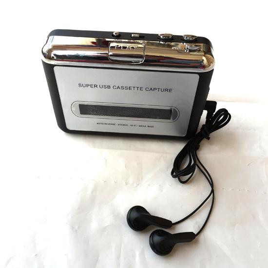 Кассетный плеер Cassete player 2 2015 mp3 pc player , 新编实用英语听力教程1(第2版)(附mp3光盘1张)