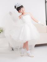High Quality flower girls dresses for weddings wedding party dress 52118