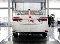 New Arrival Auto Rear Car 3D Logo LED emblem Decorative Badge light lamp For Scion Refit Accessories Wholesale White/Red/Blue