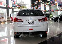 New Arrival Auto Rear Car 3D Logo LED emblem Badge light lamp For ASX Mitsubishi Serie Refit Accessorie Wholesale White/Red/Blue