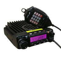 Good professional Two Way Radio TC-135 With 200 Channels UHF  Mobile Ham Radio
