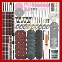 217 Piece Rotary Tool Accessory Set - Fits Dremel - Grinding, Sanding, Polishing Free Shipping