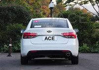 Car logo 4D rear decorative auto shiny PVC background emblem badge LED light white/red/blue for k5/Sorento/Soul/Forte/Cerato