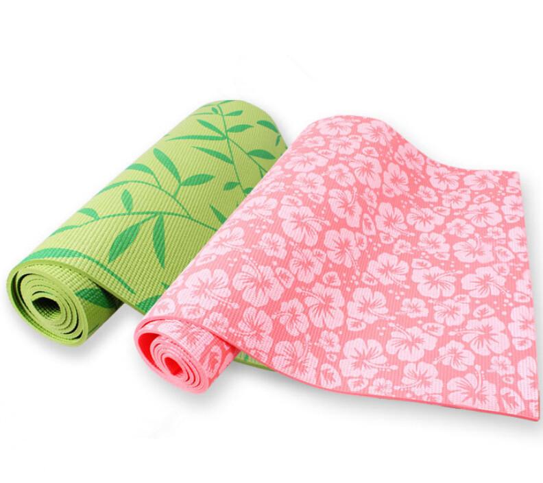 Enviromental protection pvc fitness font b yoga b font font b mat b font non slip