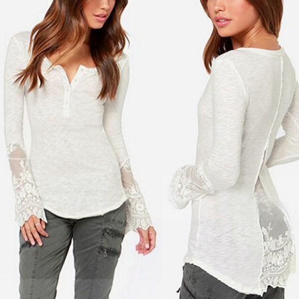 Женские блузки и Рубашки Zanzea 2015 o 6 sku200186 женские блузки и рубашки 2015 o